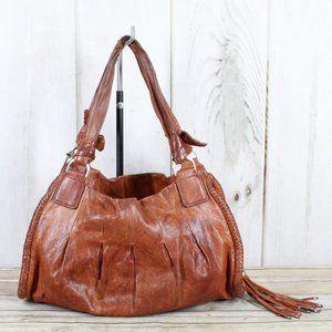 COLE HAAN Three Compartment Hobo Shoulder Bag